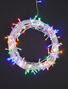 Home Of Christmas 200 LED String Lights, Multicolour product photo