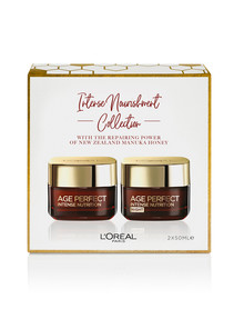 L'Oreal Paris Age Perfect Intense Nutrition Duo Pack product photo