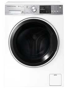 Fisher & Paykel 11kg Front Load Washing Machine, White, WH1160F2 product photo
