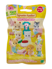 Sylvanian Families Baby Party Series, Assorted product photo