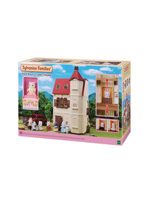 Sylvanian Families Red Roof Tower Home product photo