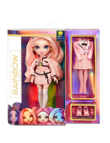 Rainbow High Series 2 Pink Fashion Doll, Bella Parker product photo
