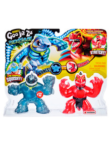 Heroes of Goo Jit Zu S4 Dino Power Bounce, Assorted product photo