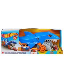 Hot Wheels Shark Chomp Transport product photo