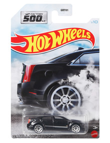 Hot Wheels Premium Themed Factory 500 Vehicles, Assorted product photo