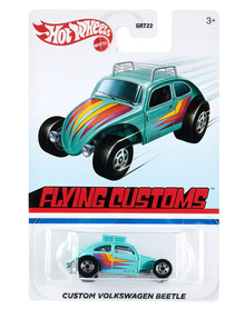 Hot Wheels Flying Customs Throwback Vehicle, Assorted product photo