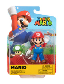 Super Mario 12cm Figures, Assorted product photo