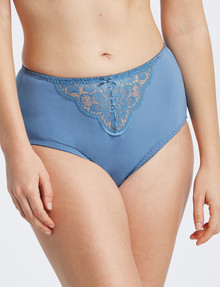 Caprice Lily Full Brief, Provincial Blue product photo
