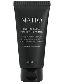 Natio Bronze Glow Perfecting Primer, 50g product photo