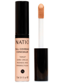 Natio Full Coverage Concealer, 12ml product photo