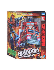Transformers Generations War for Cybertron: Kingdom Leader Class, Assorted product photo