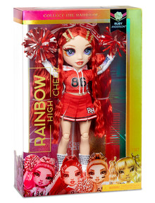 Rainbow High Cheer Dolls, Wave 1, Assorted product photo