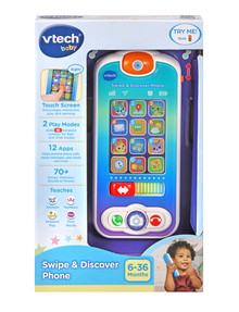 Vtech Swipe & Discover Phone product photo