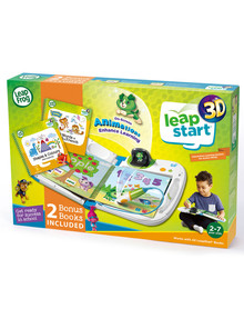Leap Frog Leapstart 3D Bundle With 2 Bonus Books product photo