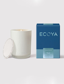 Ecoya Madison Candle, Baltic Amber, 400g product photo