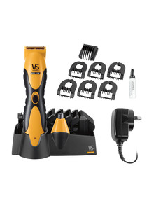 VS Sassoon Rugged Lithium All-in-1 Grooming System, VSM7275RA product photo