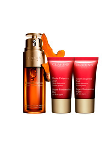 Clarins Double Serum & Super Restorative Set product photo