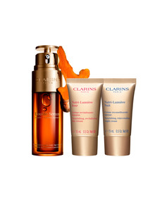 Clarins Double Serum & Nutri-Lumiere Set product photo