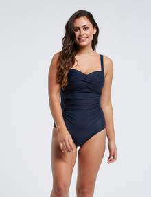 Zest Resort Molly Swimsuit, Ink product photo