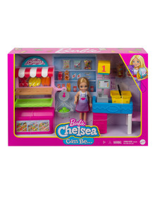 Barbie Chelsea Can Be Snack Stand Playset product photo