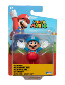 Super Mario 6.3cm Figures, Assorted product photo
