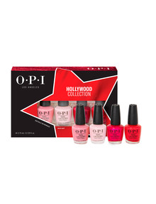 OPI Hollywood Mini Nail Lacquer, 4-Pack product photo