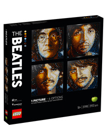 LEGO Art The Beatles, 31198 product photo