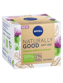 Nivea Naturally Good Anti Age Day Cream, 50ml product photo