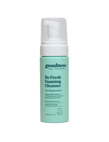 Goodness Be Fresh Foaming Cleanser, 150ml product photo