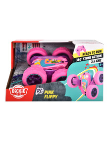 Dickie Remote Control Pink Flippy product photo