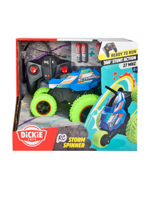 Dickie Remote Control Storm Spinner product photo