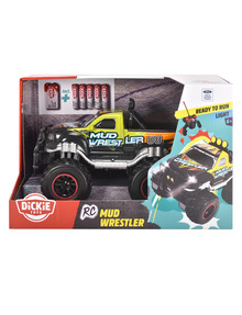 Dickie Remote Control Mud Wrestler product photo