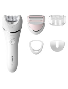 Philips Satinelle Wet & Dry Epilator, BRE710/00 product photo