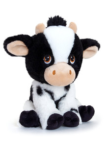 Keel eco 18cm Farm Animal Soft Toys, Assorted product photo