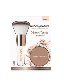 Nude By Nature Finishing Duo, Natural product photo