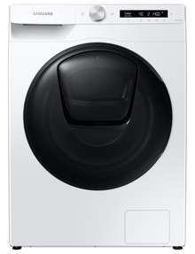 Samsung 8.5kg Smart Washer & 6kg Dryer Combo, White, WD85T554DBW product photo