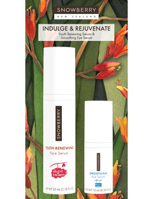 Snowberry Indulge & Rejuvenate Youth Renewing Set product photo