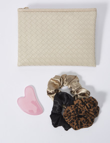 Whistle Clutch and Accessories Gift Set, Calico product photo