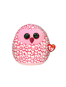 Ty Beanies Squish A Boos, 25cm, Pinky Owl product photo