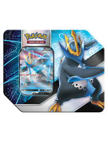 Pokemon Trading Card Game V Strikers Tin, Assorted product photo