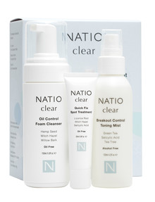 Natio Clear Breakout Control Starter Set product photo