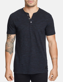 Connor Anthony Henley Tee, Ink product photo