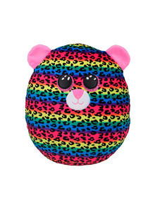 Ty Beanies Squish A Boos, 25cm, Dot Leopard product photo
