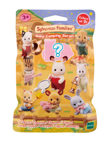 Sylvanian Families Baby Camping Series, Assorted product photo