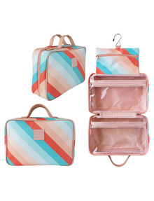 Tender Love + Carry Melon Sorbet Hanging Toiletry Bag product photo