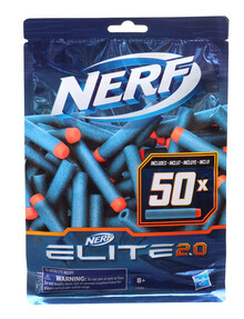 Nerf Elite 2.0 Refill Darts, 50 Pack product photo