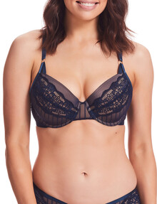 Perfects Curve It Up Shania Bra, Deep Dive, D-E product photo