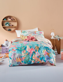 Hiccups The Reef Duvet Cover Set product photo