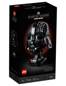Lego Star Wars Darth Vader Helmet, 75304 product photo