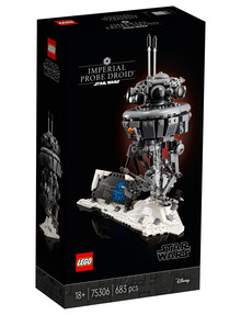 Lego Star Wars Imperial Probe Droid, 75306 product photo